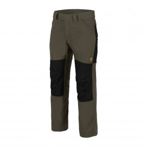 Helon-Tex Spodnie WOODSMAN Pants® - Taiga Green / Czarne