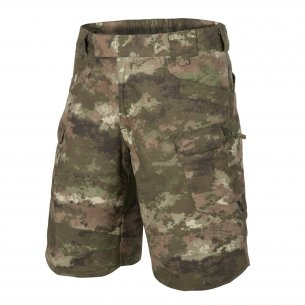 Helikon-Tex Spodenki UTS (Urban Tactical Shorts) Flex 11''® - PolyCotton Ripstop - Legion Forest