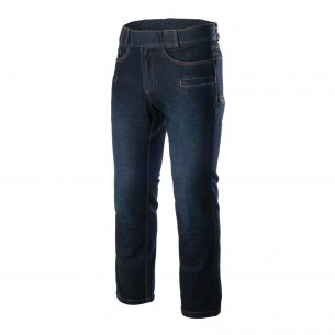 Helikon-Tex Spodnie  GREYMAN TACTICAL JEANS® Slim - Denim Mid - Denim Blue