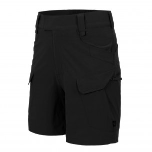 Helikon-Tex OTUS (Outdoor Tactical Ultra Shorts)® Shorts- VersaStrecth® Lite - Black