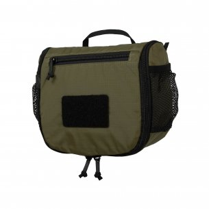 Helikon-Tex TRAVEL TOILERY BAG - Olive Green/Black