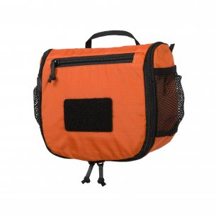 Helikon-Tex TRAVEL TOILERY BAG - Orange/Black