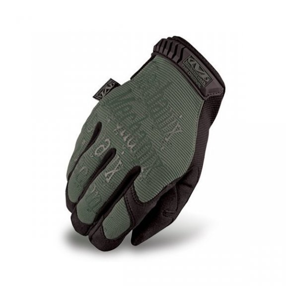 Mechanix Wear® Rękawice taktyczne The Original® Covert - Foliage Green