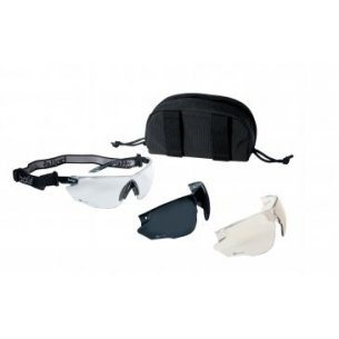 Bollé Tactical spectacles COMBAT ( COMBKITN ) - Black Kit