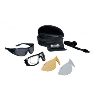 Bollé Tactical spectacles RAIDER ( RAIDERKIT ) - Black Kit