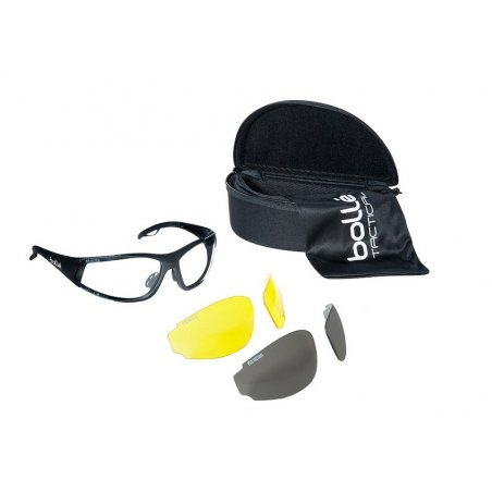 Tactical spectacles ROGUE ( ROGKIT ) - Black Kit