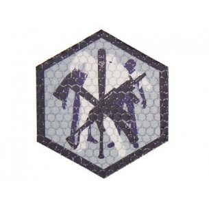 Combat-ID Velcro patch - Zombie Kill (ZK-FG) - Foliage Green