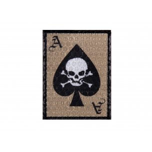 Combat-ID Velcro patch - Ace Of Spades (ACE)