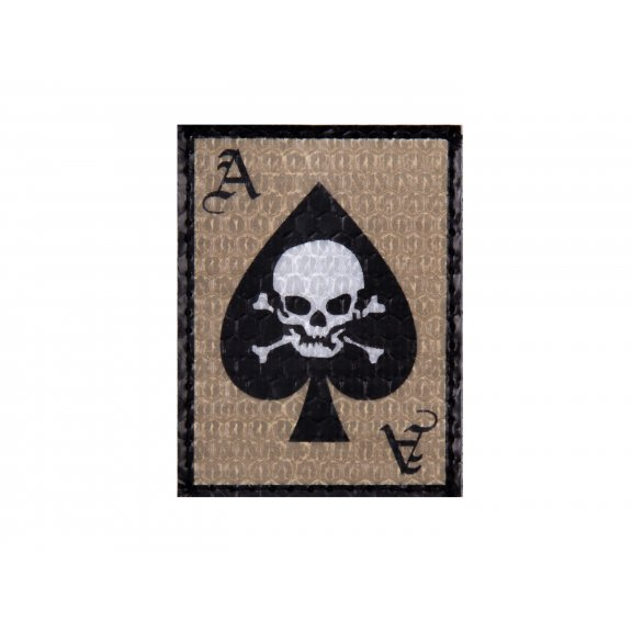 Combat-ID Velcro patch - Ace Of...