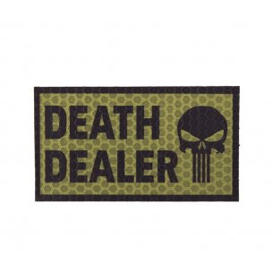 Combat-ID Velcro patch - Death Dealer Left (DD2L-OD) - Olive Drab