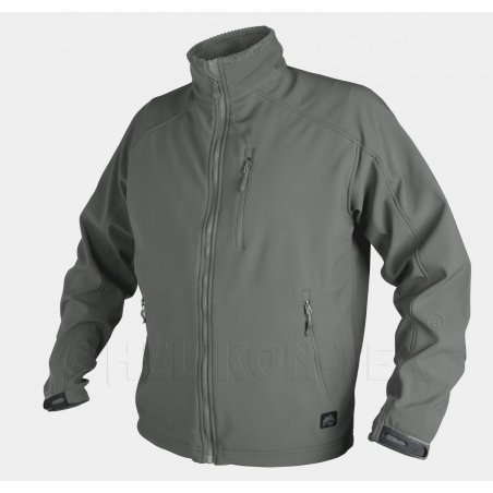 Helikon-Tex® DELTA Jacket - Shark Skin - Foliage Green