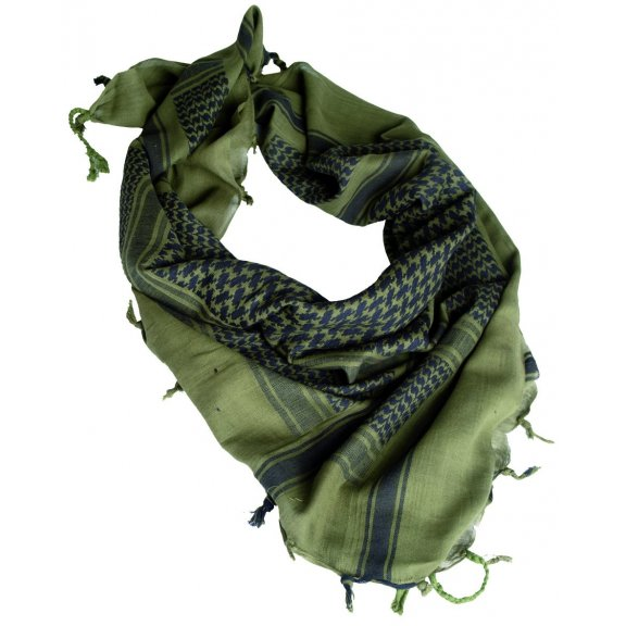 Mil-Tec® Shemagh - Olive/Black