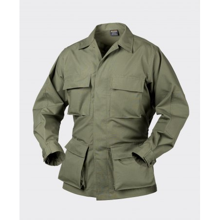 Bluza BDU (Battle Dress Uniform) - Ripstop - Olive Green