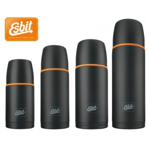Esbit® Vacuum Flask (VF1000ML) - Stainless steel - Black - 1 liter