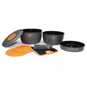 Esbit® Aluminum Cookware Set 3 Non Stick (CW2500NS)