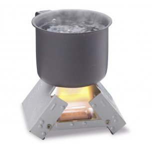 Esbit® Kuchenka Pocket Stove Small (00209000) 20 x 4g - Stal
