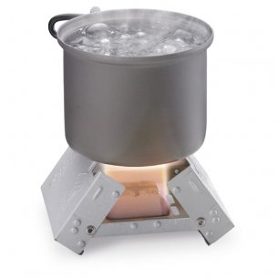 Esbit® Kuchenka Pocket Stove Small (00209100) 6 x 14g - Stal