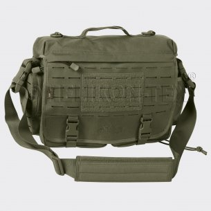 MESSENGER BAG® - Cordura® - Olive Green