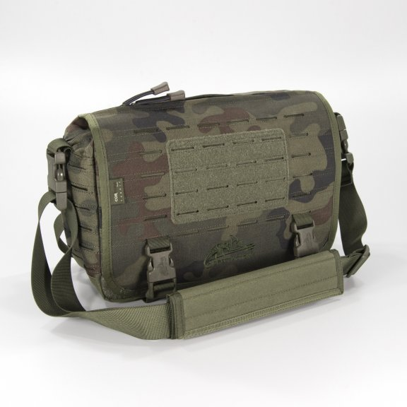 Torba SMALL MESSENGER BAG® - Cordura® - PL Woodland