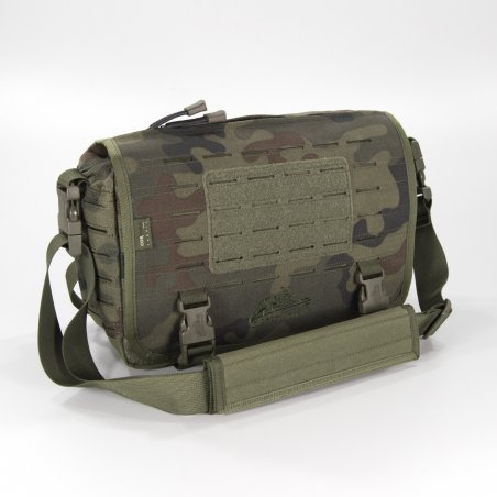 SMALL MESSENGER BAG® - Cordura® - PL Woodland