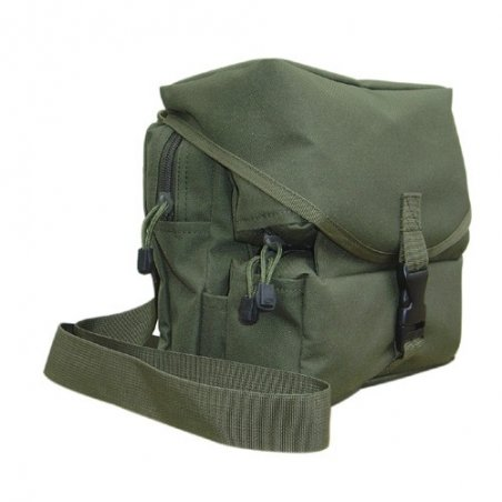 First aid kit Fold Out Medical Bag (MA20-001) - Olive Green