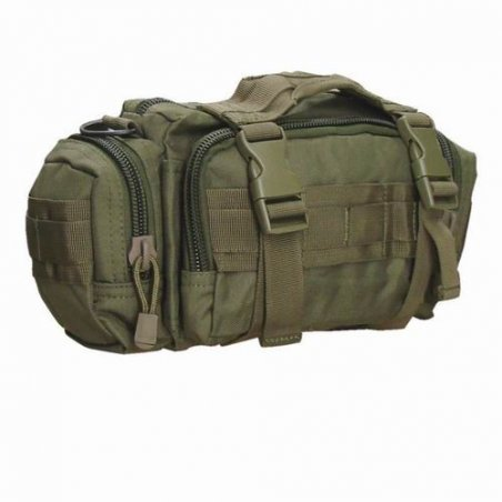 Deployment Bag (127-001) - Olive Green