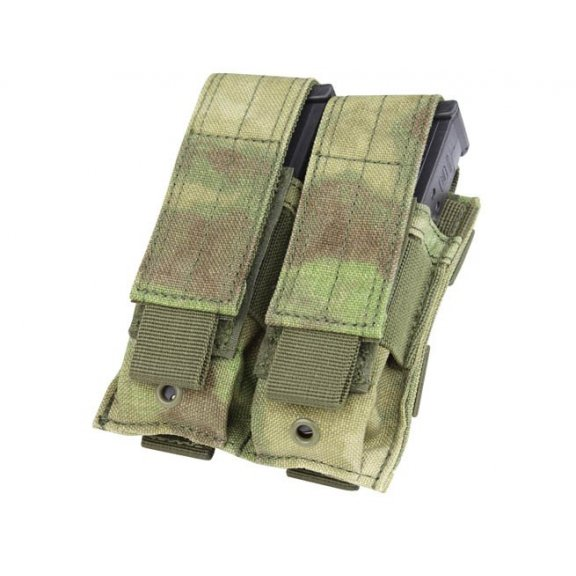 Double Pistol Mag Pouch (MA23-015) - A-TACS FG Camo ™