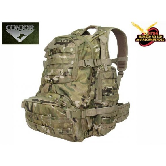 Backpack Urban Go Pack (147-008) - Multicam®