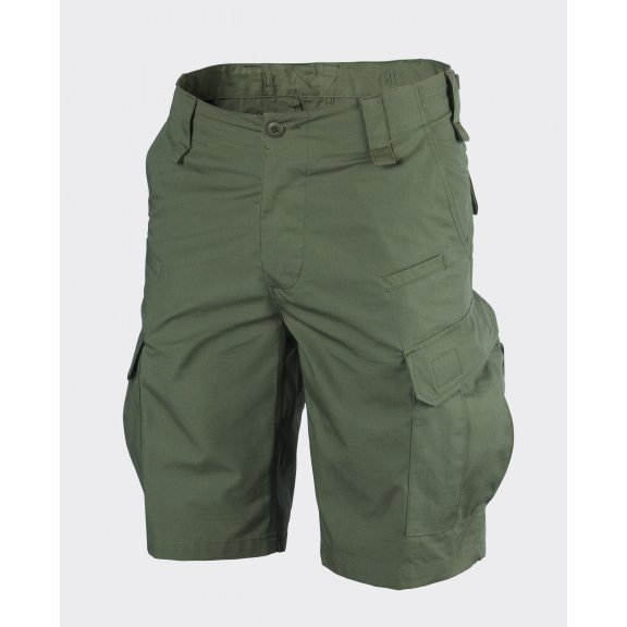 Helikon-Tex® CPU ™ (Combat Patrol Uniform) Shorts - Ripstop - Olive Green