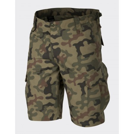 CPU ™ (Combat Patrol Uniform) Shorts - Ripstop - PL Woodland