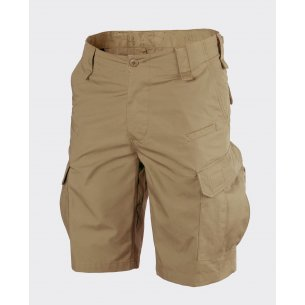 Helikon-Tex® CPU ™ (Combat Patrol Uniform) Shorts - Ripstop - Coyote / Tan