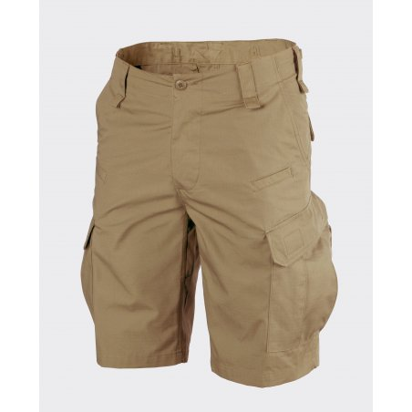 CPU ™ (Combat Patrol Uniform) Shorts - Ripstop - Coyote / Tan