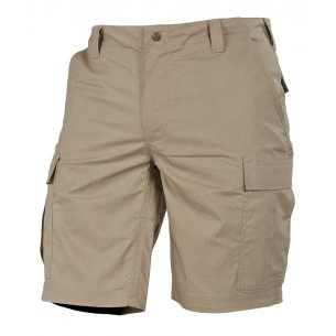 Pentagon BDU (Battle Dress Uniform) Shorts - Ripstop - Beige / Khaki