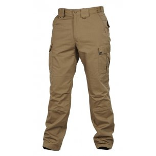 Pentagon T-BDU Trousers / Pants - Ripstop - Coyote / Tan