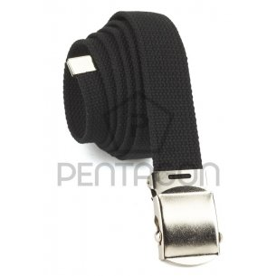 Pentagon Web Belt 4 cm - Black