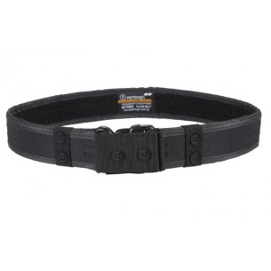 Tactical Police Belt - Black