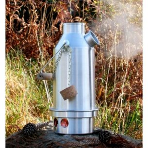 Kelly Kettle® Small 'Trekker' - Aluminium - 0