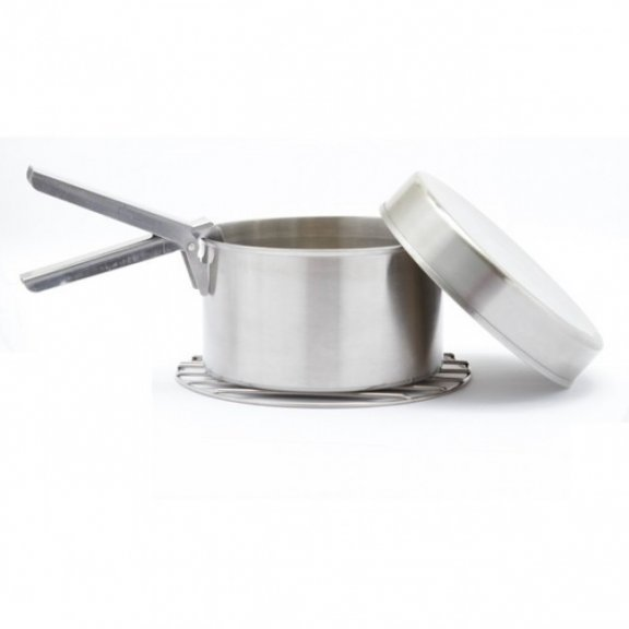 Kelly Kettle® Cook Set - Stainless...