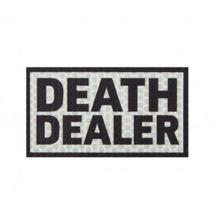 Combat-ID Velcro patch - Death Dealer (DD-GY) - Gray
