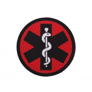 Combat-ID Velcro patch - Esculap (ESC-FC) - Full Color