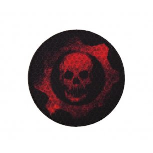 Combat-ID Velcro patch - Gears Of War (GOW-BLK)
