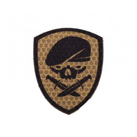 Combat-ID Velcro patch - Medal Of Honor - Coyote Tan (MOH-CT)