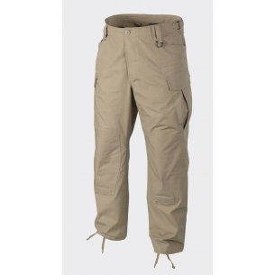 Helikon-Tex® Spodnie SFU Next® (Special Forces Uniform Next) - Ripstop - Beż / Khaki