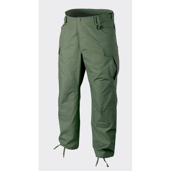 Helikon-Tex® Spodnie SFU Next® (Special Forces Uniform Next) - Twill - Olive Green