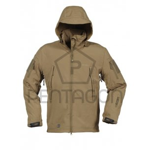 Pentagon Kurtka ARTAXES - Storm-Tex - Coyote / Tan