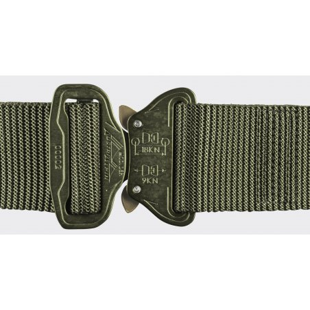 COBRA (FC45) Tactical Belt - Olive Green
