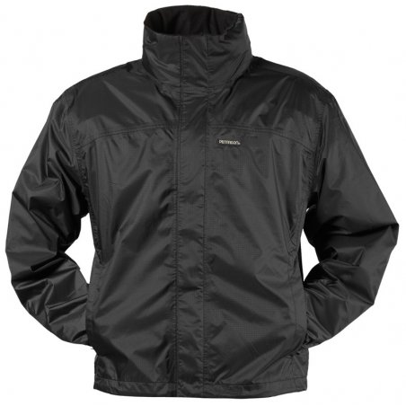 Atlantic Rain Jacket - Czarna