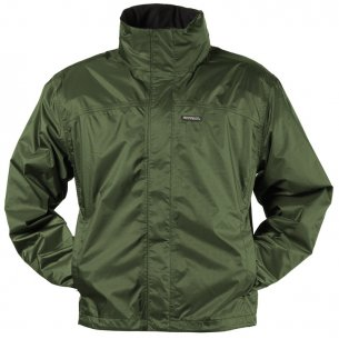 Pentagon Atlantic Rain Jacket - Olive Green