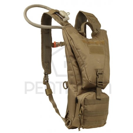 Pentagon HYDRATION BAG 2.5L - Coyote / Tan