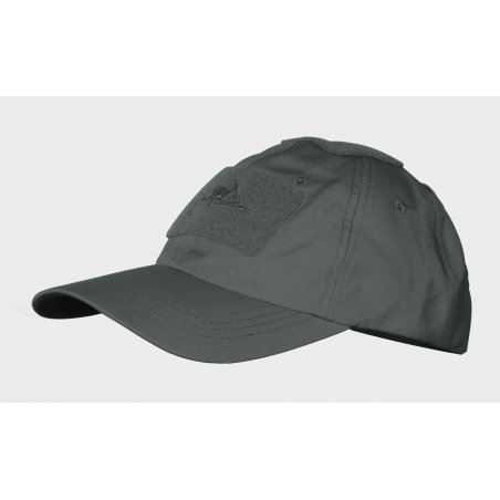 Baseball Kappe - Ripstop - Shadow Grey